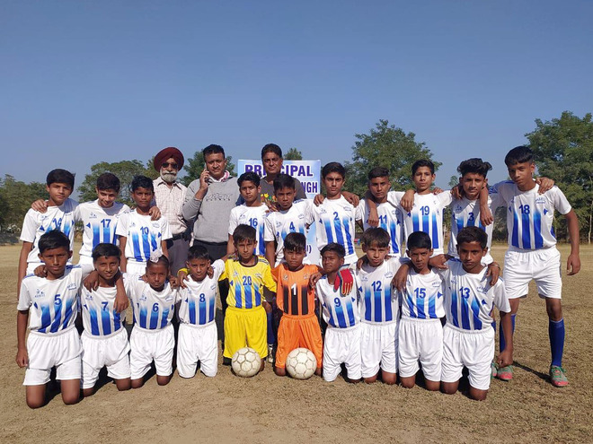 These budding footballers dodge curveballs to stay in the game of life