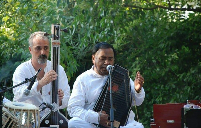 Ustad BS Narang is preserving the masterful notes of yore