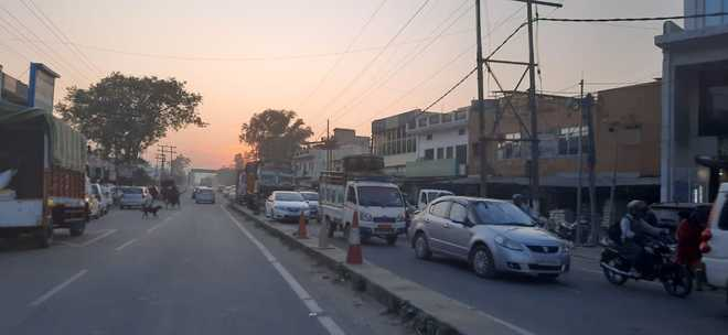 Overspeeding main cause of frequent mishaps in Paonta Sahib