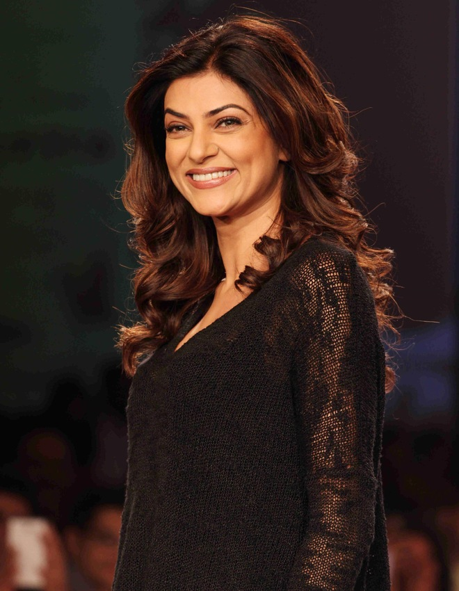 I repeat my clothes, shoes, says Sushmita Sen