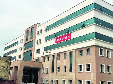 Shortage of doctors, staff hits functioning of Rajindra Hospital super-speciality ward