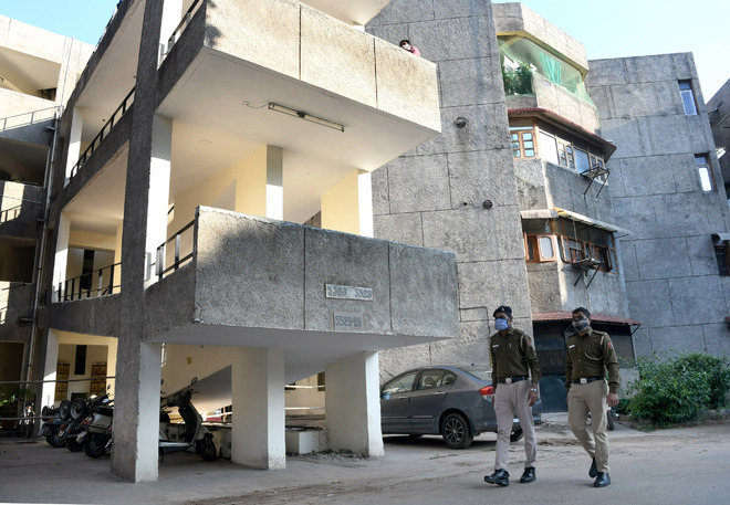 Mani Majra continues to be Covid-19 hotspot in Chandigarh