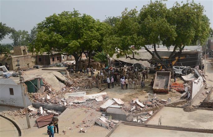 Kanpur ambush: Punish 30 cops for 'laxity', DGP told