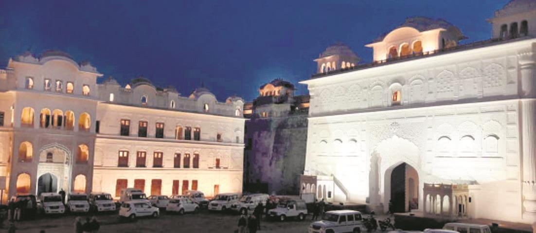 Soon, 5-star hotel to run from Patiala fort