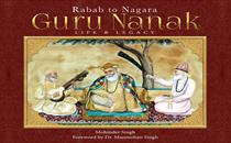 Rabab to Nagada envisions Guru Nanak Dev
