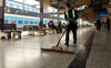 Railway porters, catering staff look forward to working again