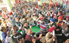 Govt employees' union wants Sixth Pay Commission implemented, holds protest