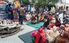 Villagers, cops clash; SHO among 4 hurt