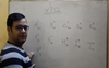 This maths tutor is busy finding solutions to students' problems