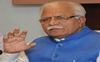 He's not ready to talk as stir sponsored: Haryana CM