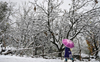 Avalanche warning for 12 J&K  districts