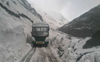 HRTC to resume bus service to Atal Tunnel on Monday