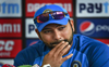 Rohit didn't travel to Oz due of father's illness: BCCI