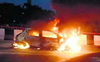 Man killed as car catches fire in Bathinda