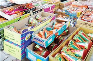 Admn no to relaxation, ban on sale, bursting of crackers stays