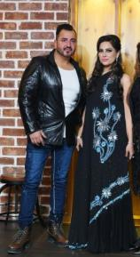 Puneet and Neeru Issar never miss a chance to be in each other's company