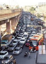 Delhi Chalo: Another day of traffic blues for commuters