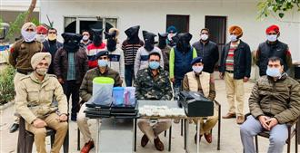 Inter-state gang of cyber criminals busted, 7 held