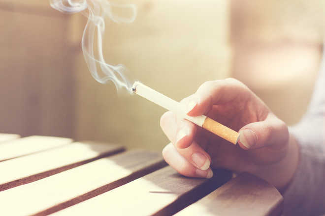 'Casual' smokers may have a nicotine addiction: The Tribune India