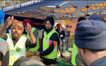 UK-based Khalsa Aid offers free food, essential supplies to protesting farmers