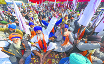 National dimension to farmers' agitation