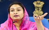 Harsimrat Kaur Badal admitted to PGI after she complains of breathlessness