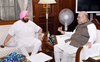 Appeal to farmers to resolve crisis, agitation impacting national security, Punjab economy: Amarinder