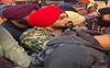 'You have created history', Diljit Dosanjh tells protesting farmers at Delhi border