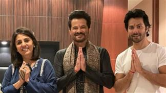 Anil Kapoor tests negative for COVID-19 amid rumours of 'Jug Jugg Jeeyo' cast contracting virus