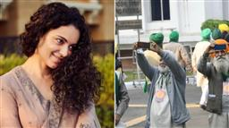 Hashtags in support of farmers' protests trends; Kangana Ranaut, Mukhesh Khanna face backlash
