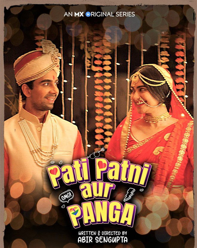 Download Pati Patni aur Panga (Season 1) Hindi Complete MX Original WEB Series 480p | 720p