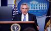 Trump's Covid adviser resigns