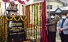 CM unveils Vajpayee's bust at Dhalpur