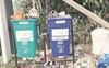 Overflowing dustbins health hazard for Palampur villagers