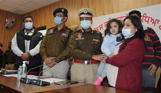 Hotelier's kidnapped child rescued within 20 hours