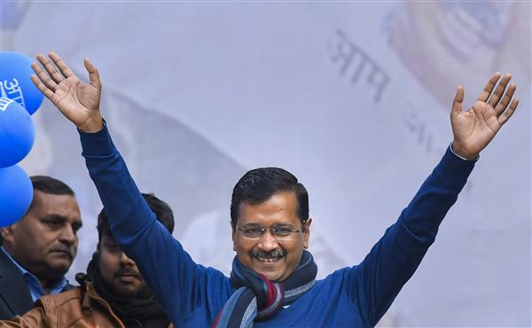 President appoints Kejriwal as next Delhi CM; 6 ministers to take oath