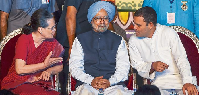 Congress, regional parties not on same page