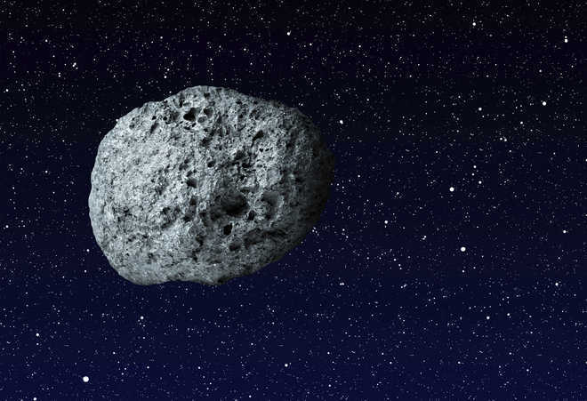 Potentially hazardous asteroid approaching earth: NASA