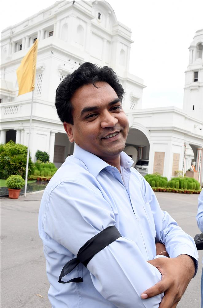 BJP's Kapil Mishra gives 'ultimatum' to Delhi Police: 'Clear the streets in three days'