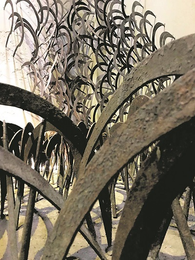 Artist Shambhavi Singh: Stories from a forgotten time