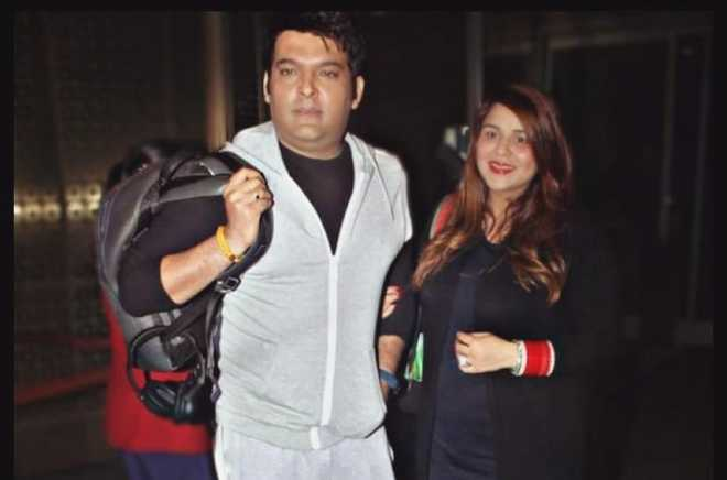 Kapil Sharma reveals when he realized his love for wife Ginni Chatrath
