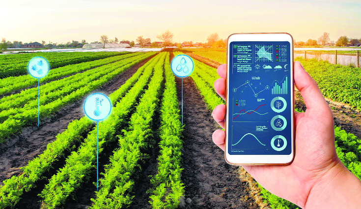 Charting the agri-tech course