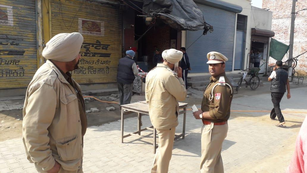 State hockey player, district volleyball player shot dead in Patiala