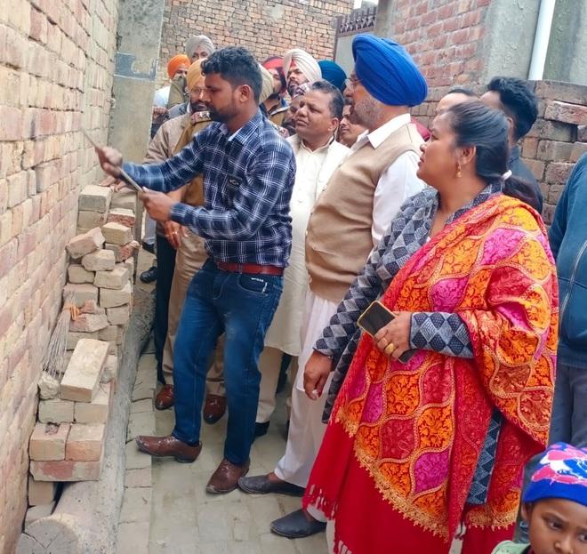 Dalit gets relief as SC panel intervenes