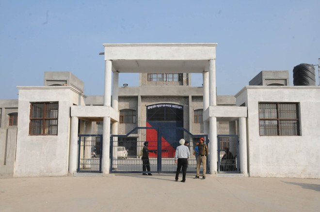 7 mobile phones seized from Bathinda jail in a week