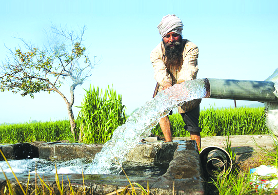 Just 60% Punjab groundwater fit for use