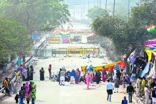 Ready to meet Shah, say Shaheen Bagh protesters