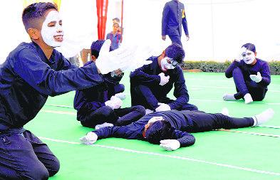 JIND school celebrates Annual day