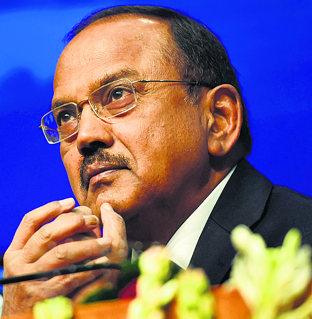 25 envoys meet NSA Doval, want curbs in Kashmir to go