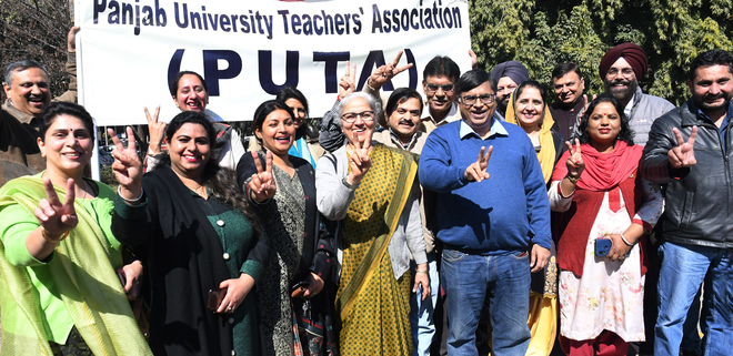 PU decides to clear pending promotions; stir called off